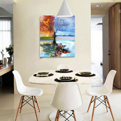 Scenery Oil Painting Paint By Numbers Acrylic Drawing On Canvas Home Decors N7Z