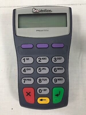 VeriFone PINpad 1000SE Payment Credit Card Terminal P003-190-02-US FREE SHIPPING