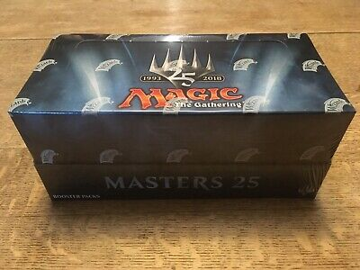 Masters 25 Booster Box, Magic: the Gathering, English (MtG Factory Sealed)