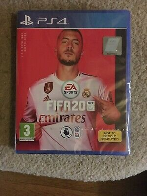 FIFA 20 (PS4) Game | BRAND NEW SEALED | FAST FREE POST |