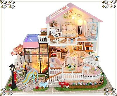 LOL SURPRISE DOLL-HOUSE Miniature Furniture - SURPRISES!! Christmas Gifts USA