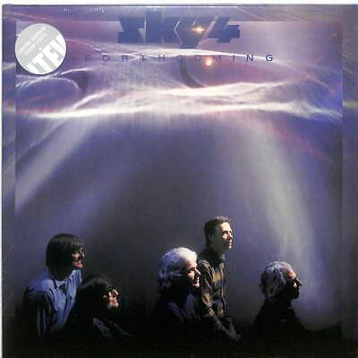 Sky - Sky 4 Forthcoming - Limited Edition Sealed - Clear LP Vinyl Record