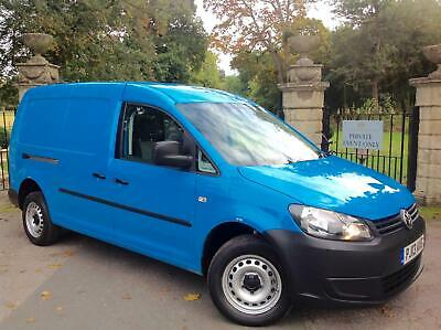 2013 Volkswagen Caddy Maxi 1.6TDI VAN / LONG WHEEL BASE / LOW MILEAGE