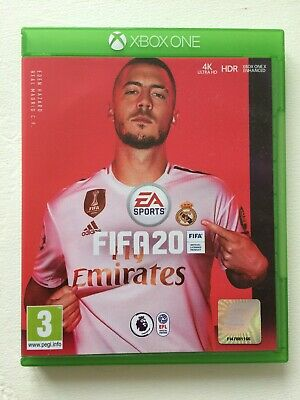 FIFA 20 (Xbox One) Game (Only played once)