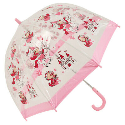 Bugzz PVC Dome Umbrella for Children - Princess