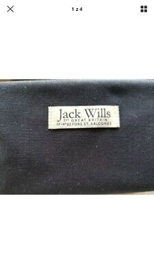 Jack Wills Men's Travel Kit Wash Bag Navy Blue Gift Set Brand New With Tags