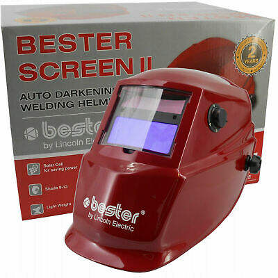 Betser II by Lincoln Electric Welding Helmet Automatic