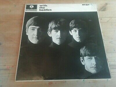 The Beatles - with the Beatles vinyl lp