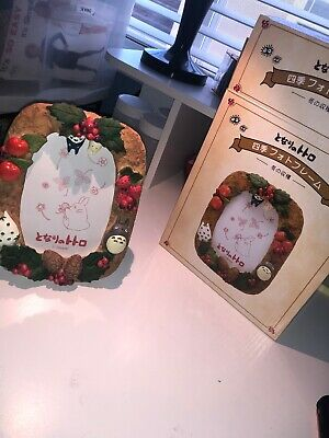 Four Seasons Winter Harvest Edition Totoro Picture Frame
