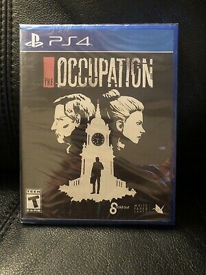 The Occupation PS4 Sony PlayStation 4 2019 New Free USA Shipping Region Free