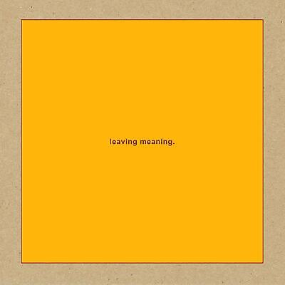 |004624| Swans - Leaving Meaning (2 Cd) [CD]