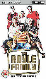 The Royle Family: The Complete First Series DVD (2006) BX12