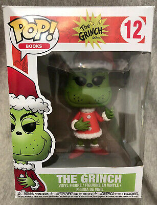 Funko Pop - The Grinch 12 - Box Lightly Damaged