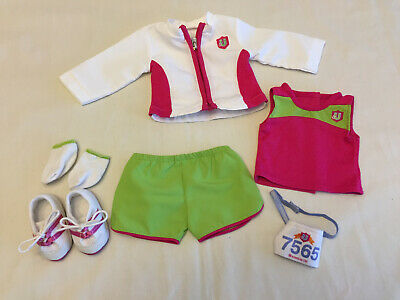 American Girl My American Girl 2 in 1 Track Outfit for Doll