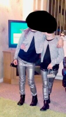 Next Girls Party Outfit Age 6 Years Height 116cm Jeans And Top