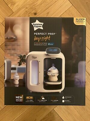 Brand New - Tommee Tippee Perfect Prep Day & Night Machine - White