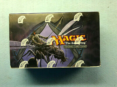 MTG Magic the Gathering Eventide English Factory Sealed Booster Box