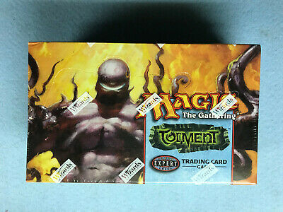 MTG Magic the Gathering Torment English Factory Sealed Booster Box