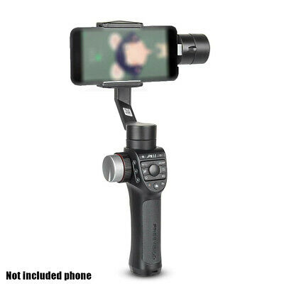 Smooth 3-Axis Handheld Gimbal Stabilizer w/360° Rotation For iPhone Samsung