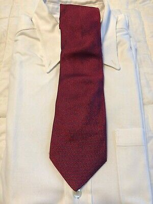Brooks Brothers Red Solid Tie