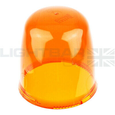 Britax Agriculture Halogen Rotating Flashing Amber Beacon Replacement LENS