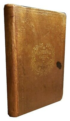 """Charles Dickens A Christmas Carol 1843 First Edition First Issue """"Stave I"""""""