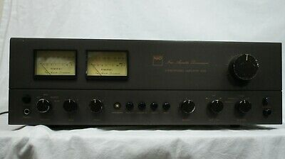NAD Stereophonic Integrated Amplifier Model 3045