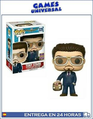 Funko Pop Tony Star Spider Man Convention Limited Edition