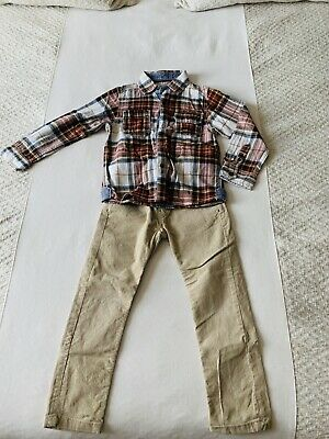 Boys Outfit Bundle Age 3-4 Next Immaculate