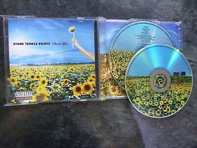 Stone Temple Pilots Best Of Cd Album & Dvd