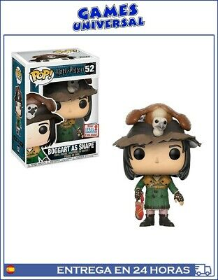 Funko Pop Boggart As Snape Harry Potter Convention Limited Edition