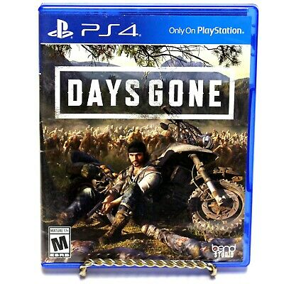 Days Gone Video Game for Sony Playstation 4 PS4