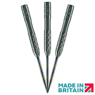90% Tungsten Darts 22g Barrels Only with Rainbow Dart Points - DARTS CLEARANCE