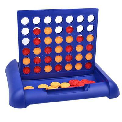 Connect Four In A Row 4 In A Line Board Game Kids Children Educational Toy Gift