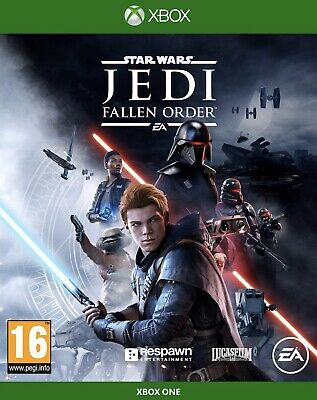 STAR WARS JEDI FALLEN ORDER - Xbox One - Used Once Unsealed - Free Postage