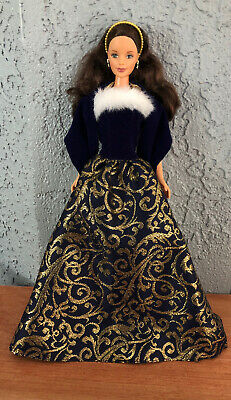 Ooak Barbie Doll In Clothes And Shoes Lot