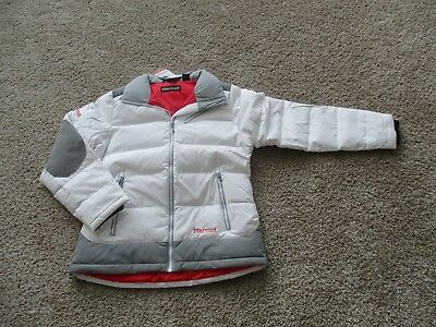 Down Women's Medium Ski Marmot Shot Sling Jacket Excellent BdxCroe