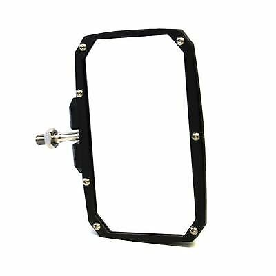 "Assault Industries Explorer Side Mirrors - 1.875"" Clamp - Black - 101005SM04013"