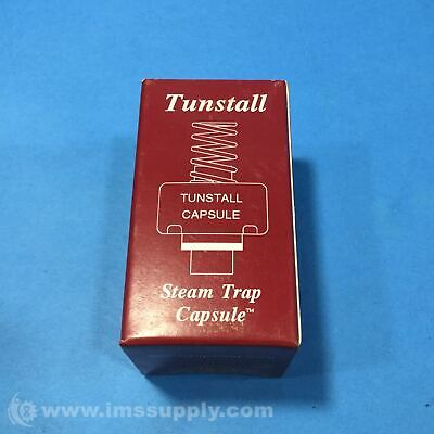 "Tunstall TCWW-2505 Threaded Capsule, 1/2"" NPT FNOB"