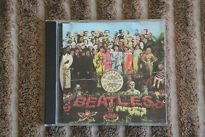 The Beatles - Sgt Peppers  CD Album