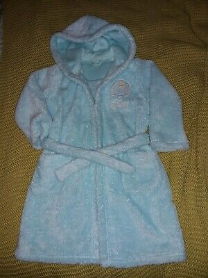 Elsa Dressing Gown Age 5-6