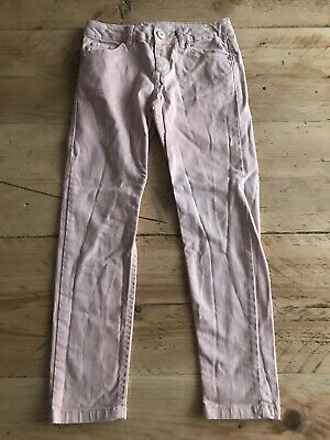 Zara Girls Pink Jeans Trousers Age 6-7 Years