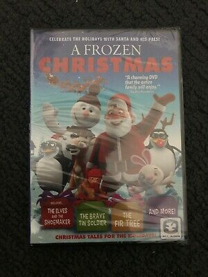 A Frozen Christmas DVD 2016 BRAND NEW Dove Family Approved Fast Free Shipping