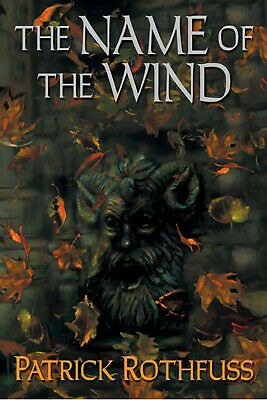 Signed First Edition of Name of the Wind by Patrick Rothfuss!