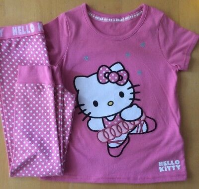 M&S Hello Kitty Pjs. 5-6 Years. BNWT