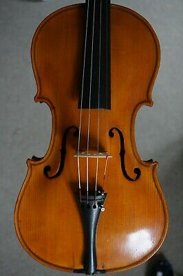 Nice Antique Violin ?Stainer copy?  Ready to play, listen to video