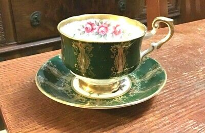 Paragon By Appointment To Her Majesty The Queen  Tea Cup & Saucer