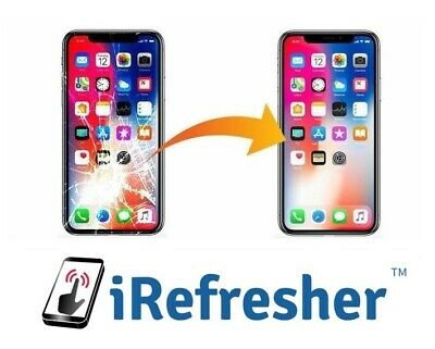 iPhone X Cracked Glass Screen Repair Service OEM - ONLY A 1 BIZ DAY TURN AROUND!