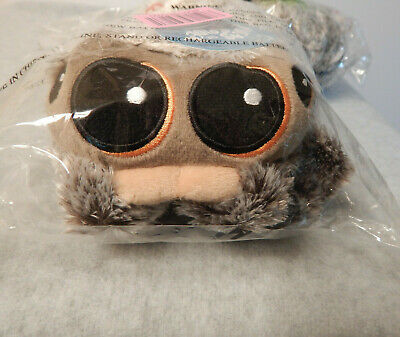 Lucas the Spider 1st Edition SOLD OUT Plush Non-Working Voice Box