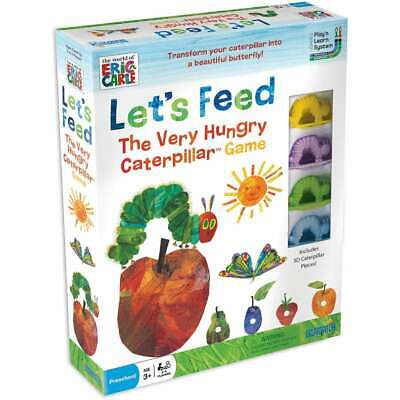Let's Feed The Very Hungry Caterpillar Game  794764012538